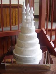 Wedding Cake Castle Cinderella Castle Wedding Cake Fairytale Princess Wedding Theme