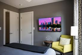 guests possess the convenience of watching their favorite shows in