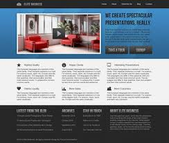 home web design business business website template 36 high quality templates tutorials to