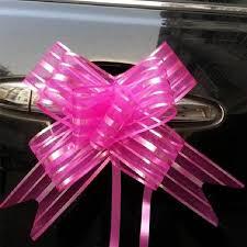 noeud de voiture mariage 10 nœuds papillon automatiques pour décoration voiture mariage