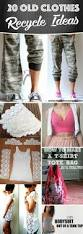 Selling Upcycled Clothing - 25 unique recycle old clothes ideas on pinterest reuse old