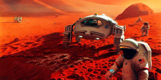 New York how long would it take to travel to mars images How nasa will land humans on mars in the 2030s business insider jpg