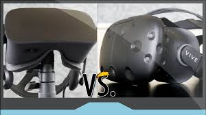oculus rift vs htc vive which should you buy youtube
