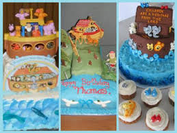 Noah S Ark Decorations Noahs Ark Cakes Http Www Cake Decorating Corner Com