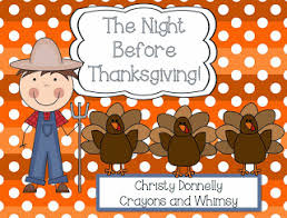 crayons and whimsy the before thanksgiving