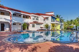longuinhos beach resort colva india booking com