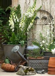 take five vintage outdoor decor the cottage market