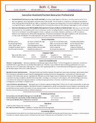 sample hr executive resume c level executive assistant resume sample fresh hr resumes samples