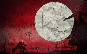 horror illustration moon free photo on pixabay