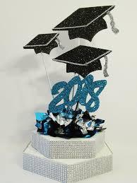 graduation cap centerpieces grad caps graduation centerpiece designs by ginny