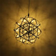 Stainless Steel Pendant Light Fittings Led Pendant Lights Stainless Steel Ball Lightings Dia 30cm