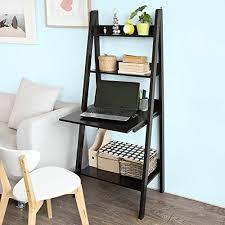 bureau echelle high quality promotion 15 sobuy frg115 sch table bureau étagère