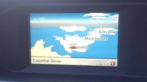 Becker Map Pilot Mercedes Benz Becker Map Pilot Sat Nav Youtube