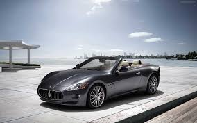 maserati back maserati grancabrio mc review and specs