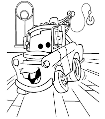 mater found empty drums coloring pages color luna