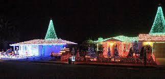 christmas light and music show starts sixth run on mesa drive