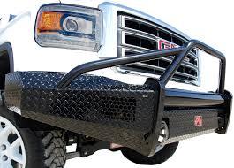 prerunner ranger bumper fab fours black steel pre runner front bumper free shipping