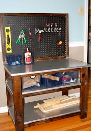how to turn old furniture into a kids u0027 toy workbench printer