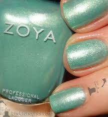 nail polish revealed featuring zoya spring 2014 the trendy nail