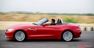 bmw car price in india 2013 bmw z4 launch price rs 68 9 lakh in india