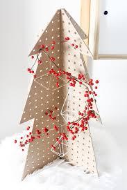 pegboard christmas tree hello lidy