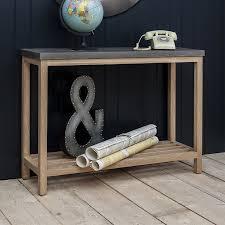 Stone Console Table Slate Stone Console Tables Wayfair Co Uk