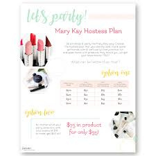 Mary Kay Party Invitation Templates Party Essentials U2014 The Pink Bubble