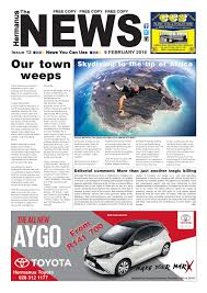 the hermanus news 9 february 2016 by the village news issuu