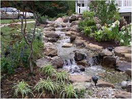 backyards chic call 56 backyard pondless waterfall pictures