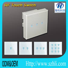 Touch Light Control New Wireless Remote Control Touch Light Switch Rf Wireless Remote