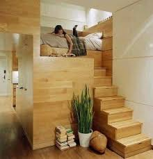 loft beds with stairs and storage foter