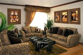 safari bathroom ideas leopard print decor ideas living room cheetah innovative on