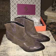 womens ankle boots size 9 91 isola shoes isola womens ankle boots size 9 excellent