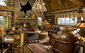 western home interiors log cabin wallpaper my 3d wallpapers cabin