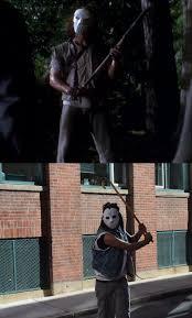 Casey Jones Halloween Costume Diy Costumes Garment District