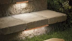 Kichler Step Lights Led Hardscape Lighitng For Landscape Hardscape Applications Kichler