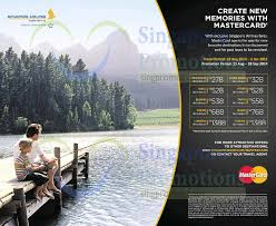 singapore airlines promotion air fares 11 aug u2013 28 sep 2014