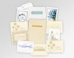 sympathy card sympathy card assortment box 701862 business christmas cards