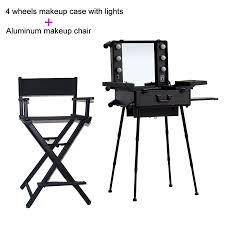 portable makeup vanity with lights makeup vanity makeup chair and table newburyport ma wedding