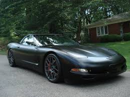 corvette stingray matte black matte black c5 project finally done corvetteforum chevrolet
