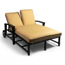 Replacement Cushions Patio Furniture by Double Chaise Lounge Replacement Cushions Outdoor Patio Furniture