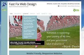 custom free elementor templates fast fix web design