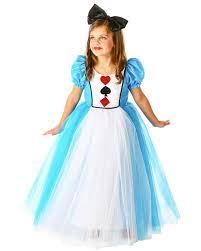 Halloween Costumes Alice Wonderland 30 Alice Wonderland Girls Book Week Costumes Images