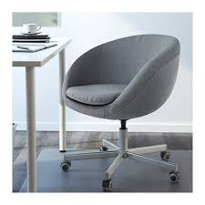 Armchair With Desk Skruvsta Swivel Chair Idhult White Ikea Love This Beautiful