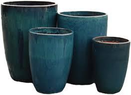 tall egg planter washington pottery company