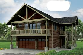 home over garage house plans