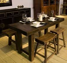 modern home decors beautiful slim dining table 14 about remodel modern home decor