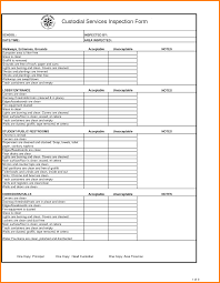 Home Inspection Template Excel 12 Inspection Report Template Budget Template