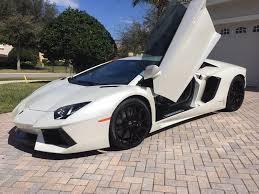 lamborghini aventador white for sale 2015 lamborghini aventador lp 700 4 in ta fl performance