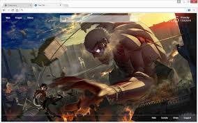 pc themes in hd attack on titan hd wallpapers new tab theme chrome web store